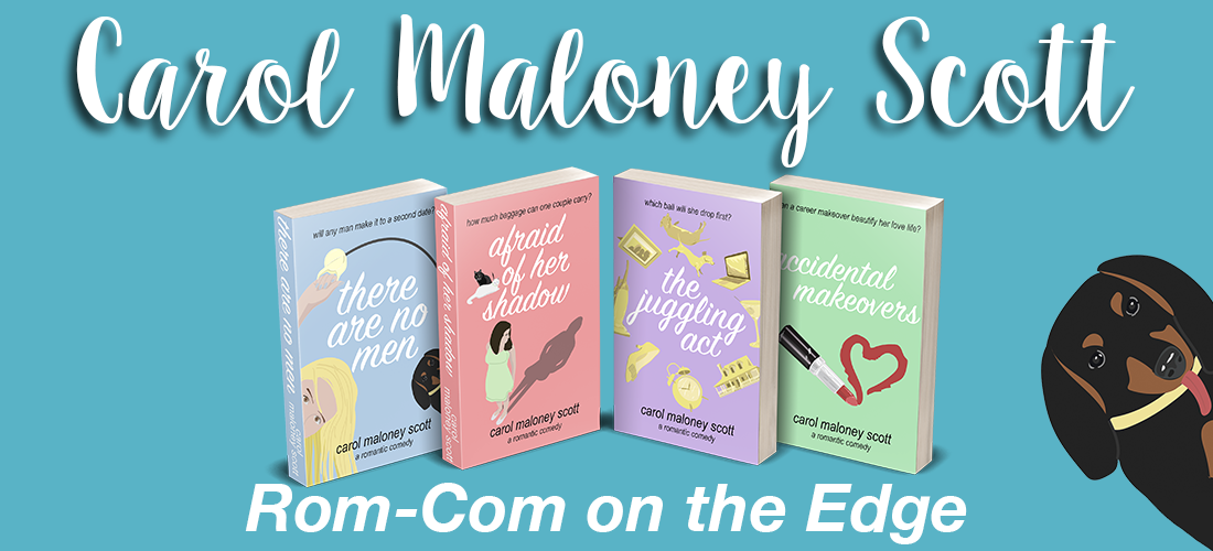 Carol Maloney Scott - RomCom on the Edge